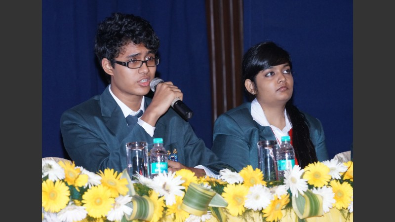 Student-led Plenary Session